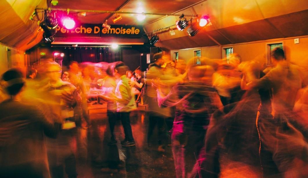 Affiche Atelier annuel Jam session et bal folk tous les mercredis à Paris à paris