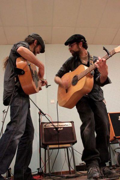 Duo du Balcon bal folk