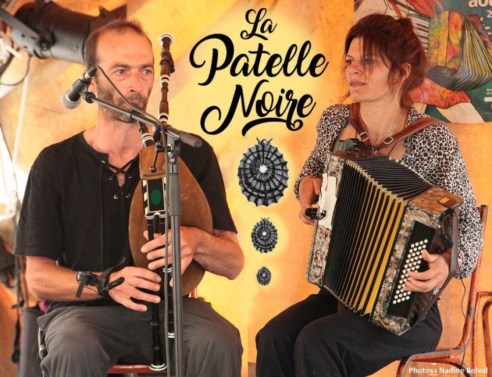 Jeudi 22 février 2018 Le bal de La Patelle Noire à L'Angélique Café