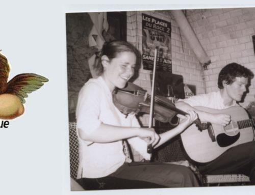 Jeudi 27 avril : bal folk avec Le duo Mathilde et Antoine