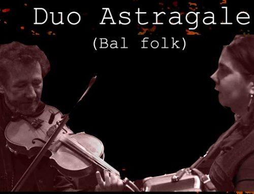 Jeudi 30 mars : bal folk avec Duo Astragale