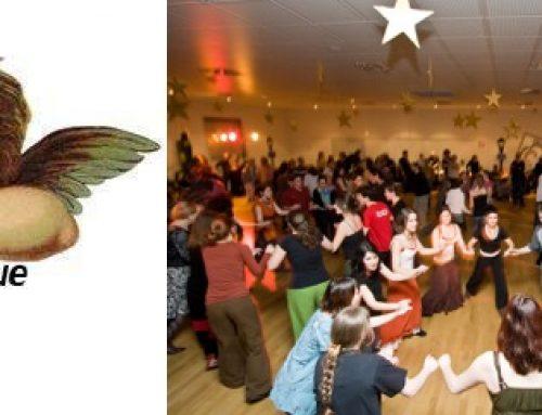Jeudi 8, 15 et 22 juin : pratique bal folk – entrée gratuite