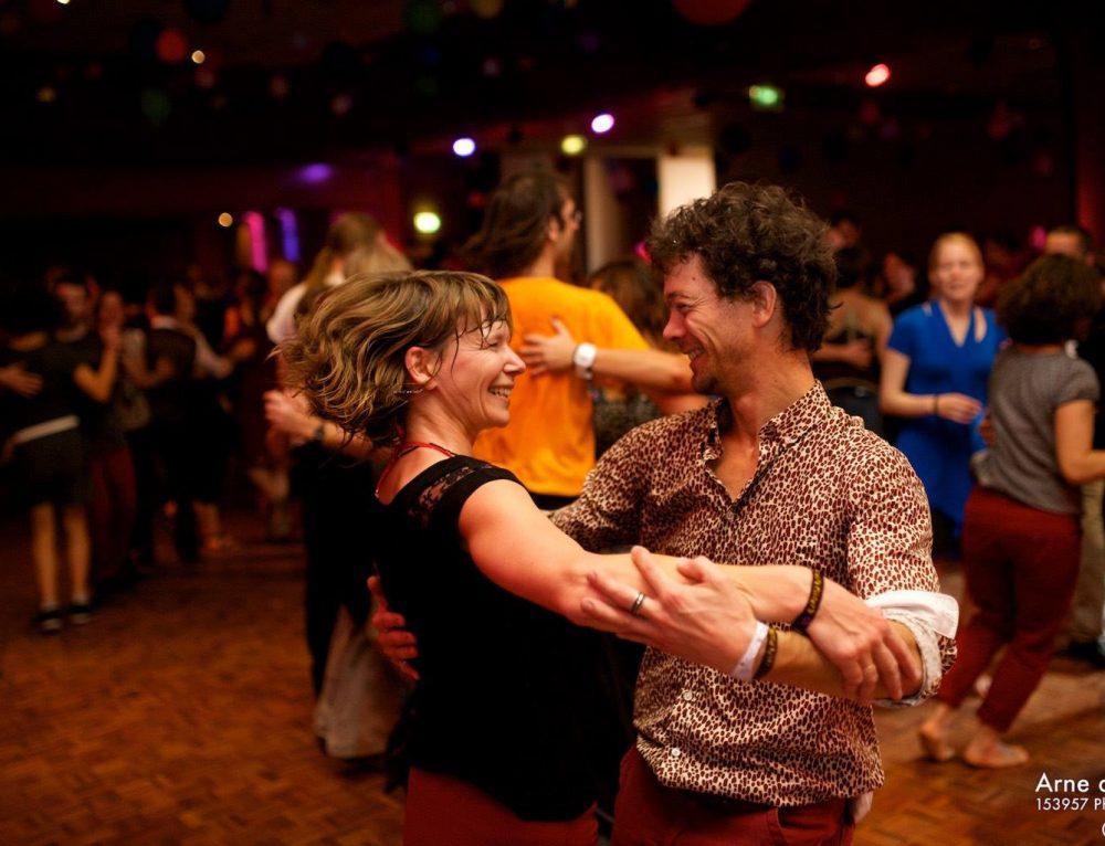 Atelier intermédiaires danse de couple avec Anatole