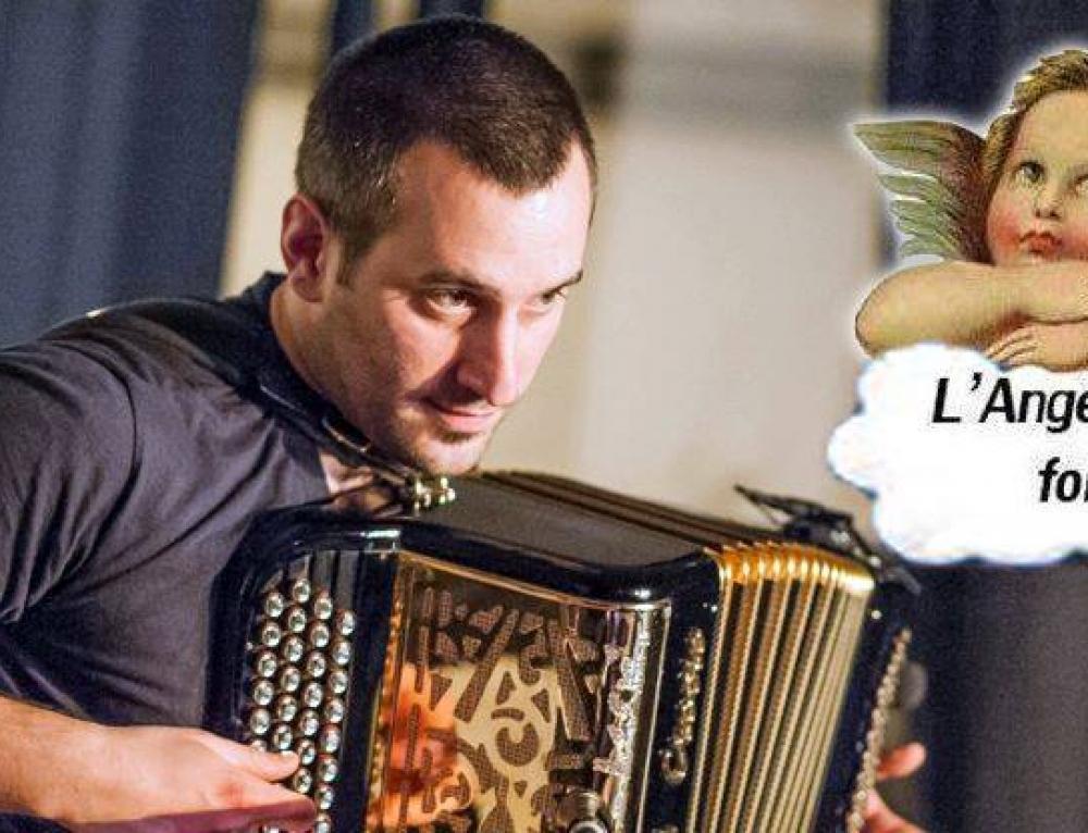 Jeudi 7 décembre 2017 : bal folk avec Arnaud Solo