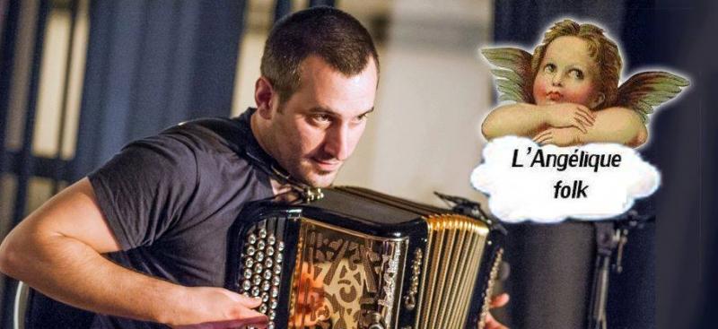 Arnaud Solo bal folk