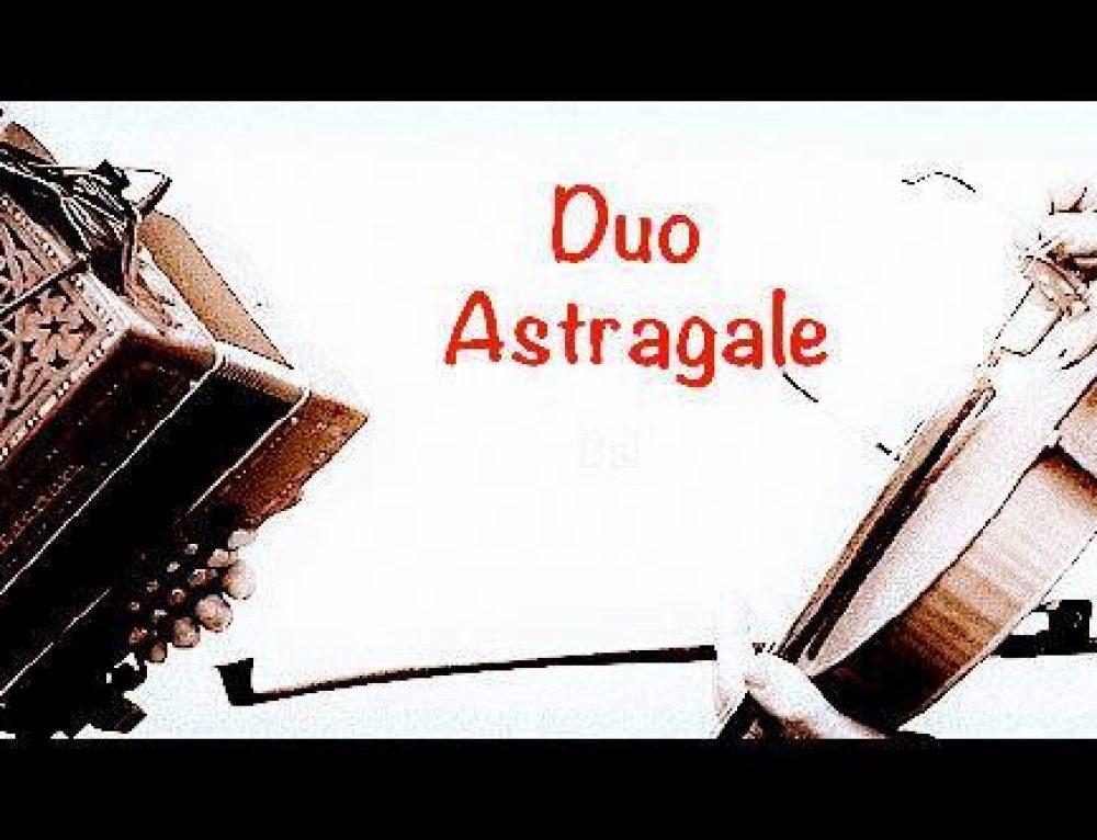 Jeudi 9 novembre 2017 : bal folk avec Duo Astragale
