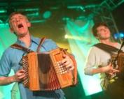 bal folk avec Bruno Letron Et Marion Evain