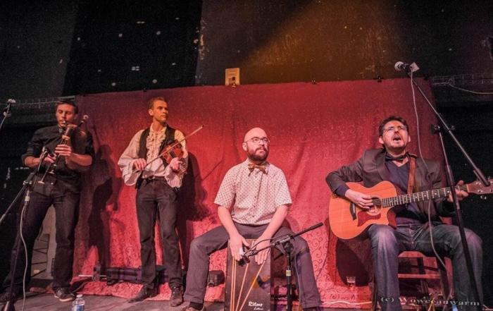the four guys bal folk