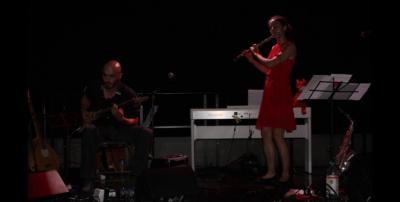 duo Antithèse bal folk