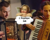 Arnaud et Pal bal folk