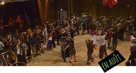 Animations Ateliers de danse à Saint Gervais d'Auvergne