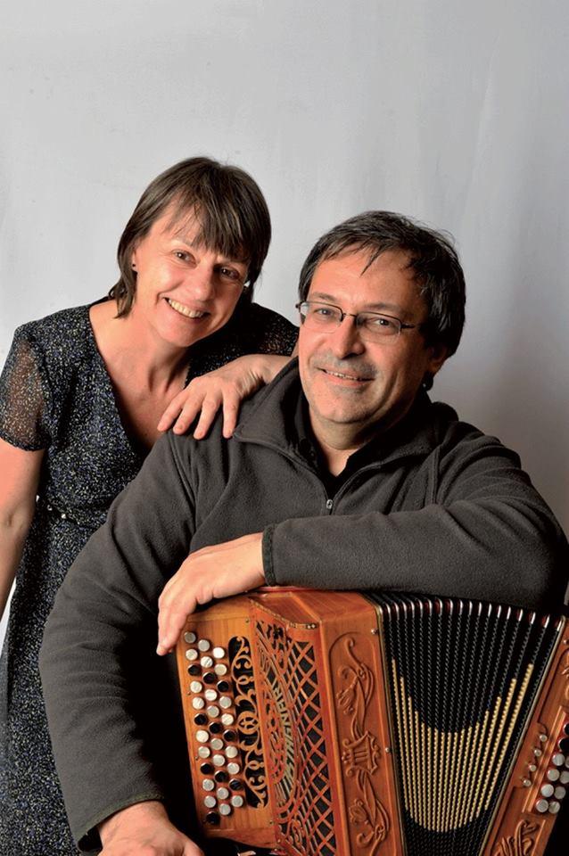 Jeudi 19 avril 2018 : Bal folk avec Duo t'en bal à L'Angélique Café